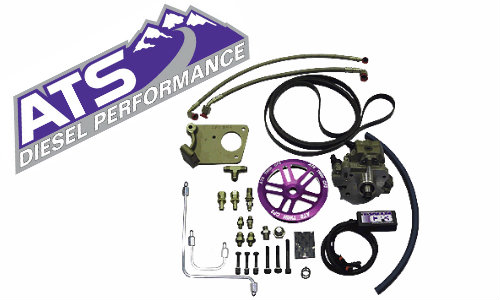 Toxic Diesel Performance : Duramax Dual Cp3 Fuel Injection Pumps
