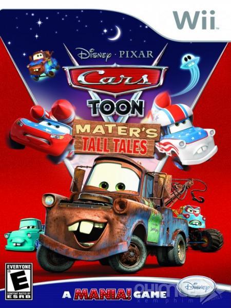 Những Chuyện Phóng Đại Về Mater