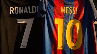 Jumlah Gol di Babak 16 Besar, Messi Masih Ungguli Ronaldo