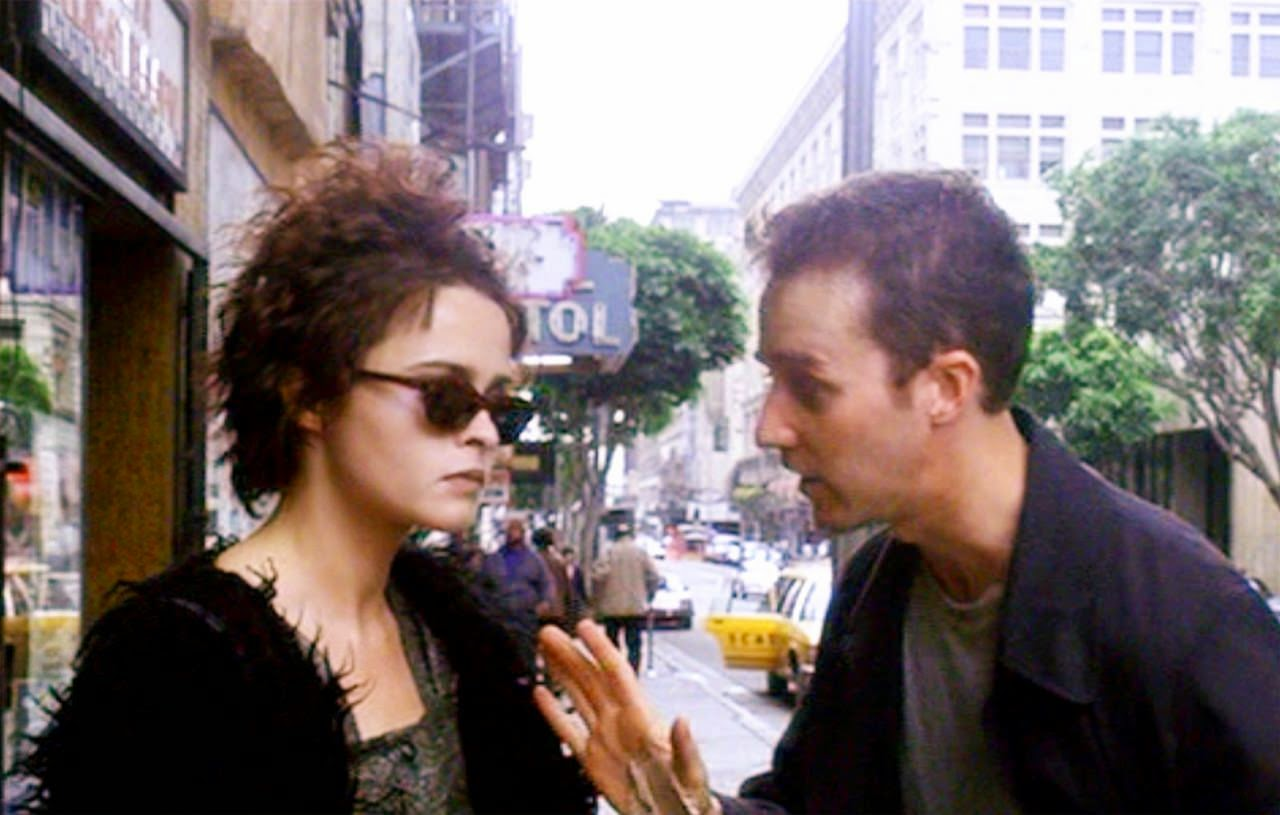 fight club helena bonham carter edward norton