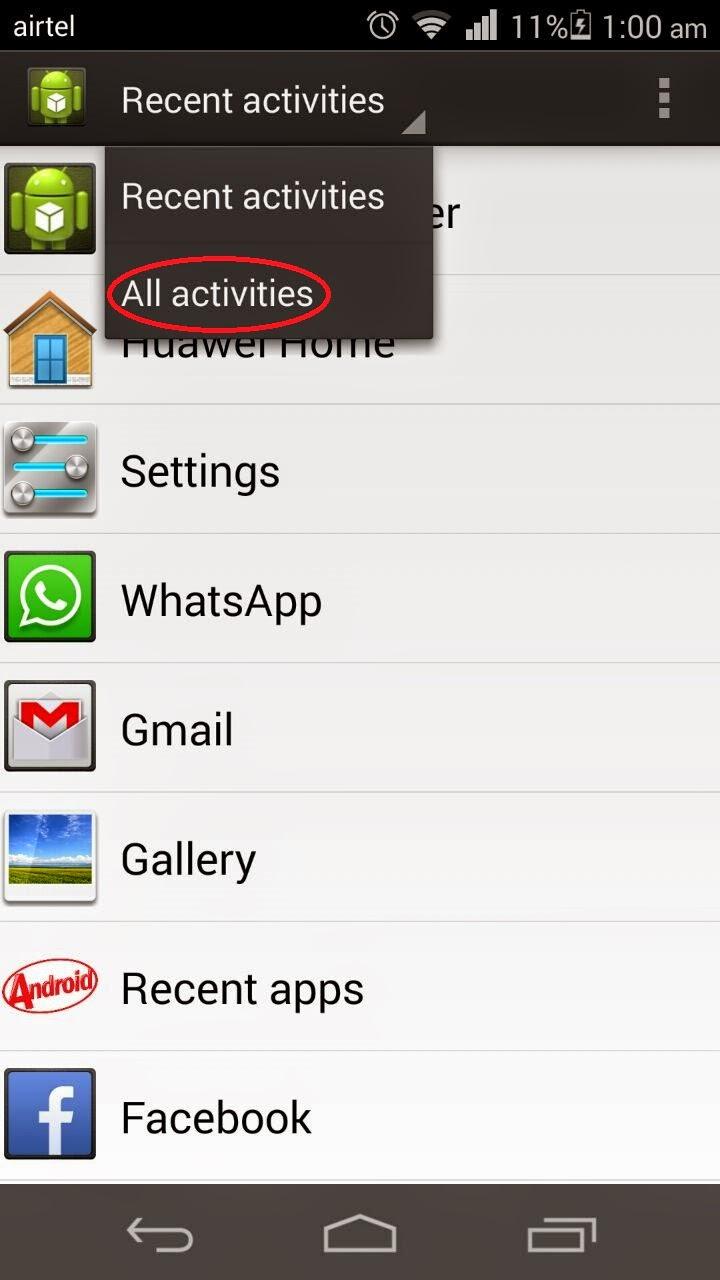 Techtweakz: How to Hide Navigation Bar in Huawei Honor 6