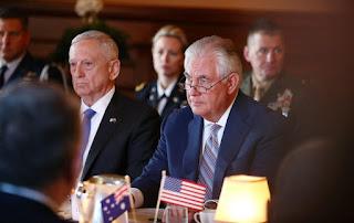 Mattis y Tillerson