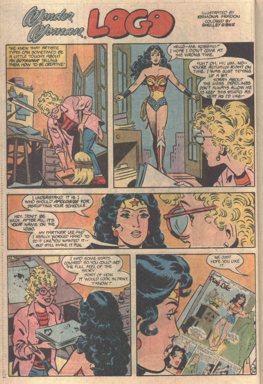 Read online Wonder Woman (1987) comic -  Issue # Annual 2 - 17