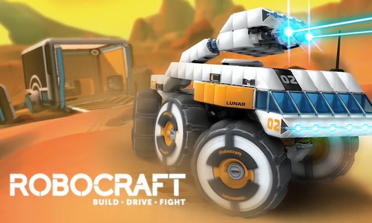 Download Game Robocraft Online Pc