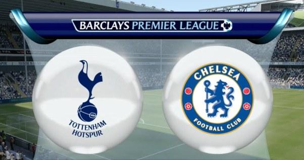 Susunan Pemain Tottenham Hotspur vs Chelsea - Liga Inggris Minggu 20 Agustus 2017. Live RCTI Pkl 22.00 WIB