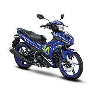 Dealer Motor Yamaha MX KING GP LIVERY MOVISTAR di Solo