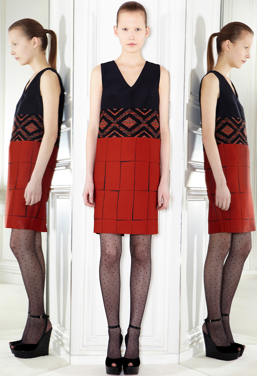 Givenchy – Collection Pre-Fall 2012