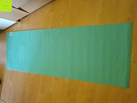 Erfahrungsbericht: Yogamatte »Annapurna Comfort« / Die ideale Übungs-Matte für Yoga, Pilates, Gymnastik. Maße: 183 x 61 x 0,5cm / In vielen Trend-Farben erhältlich.