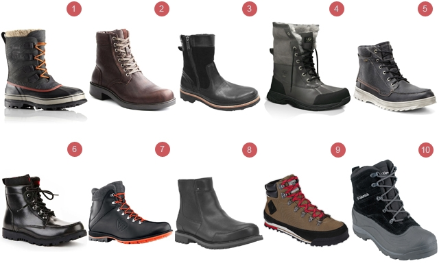 Best All Weather Shoes Walking In Snow And Waterproof Men