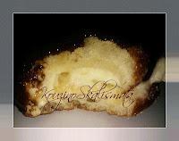 Ντόνατς γεμιστά με κρέμα μιλφέιγ και σοκολάτα - by https://syntages-faghtwn.blogspot.gr