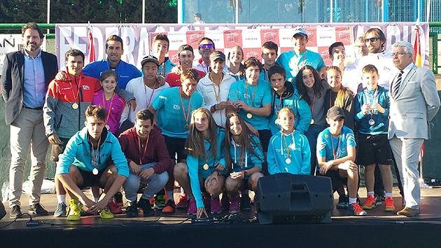 Liga Juvenil Tenis Madrid