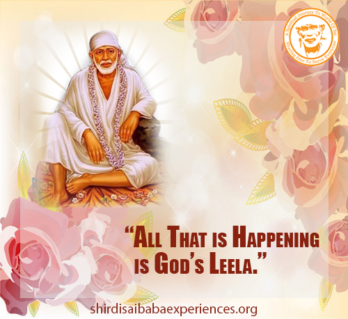 Baba Please Cure My Sickness - Anonymous Sai Devotee