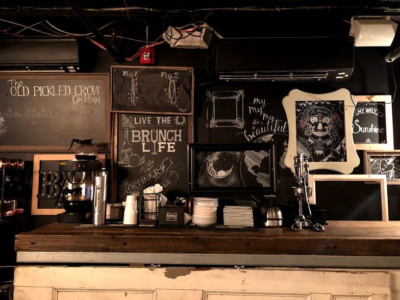 Brunch at The Ordinary Pub Savannah