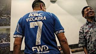 Esteban Vizcarra Datang