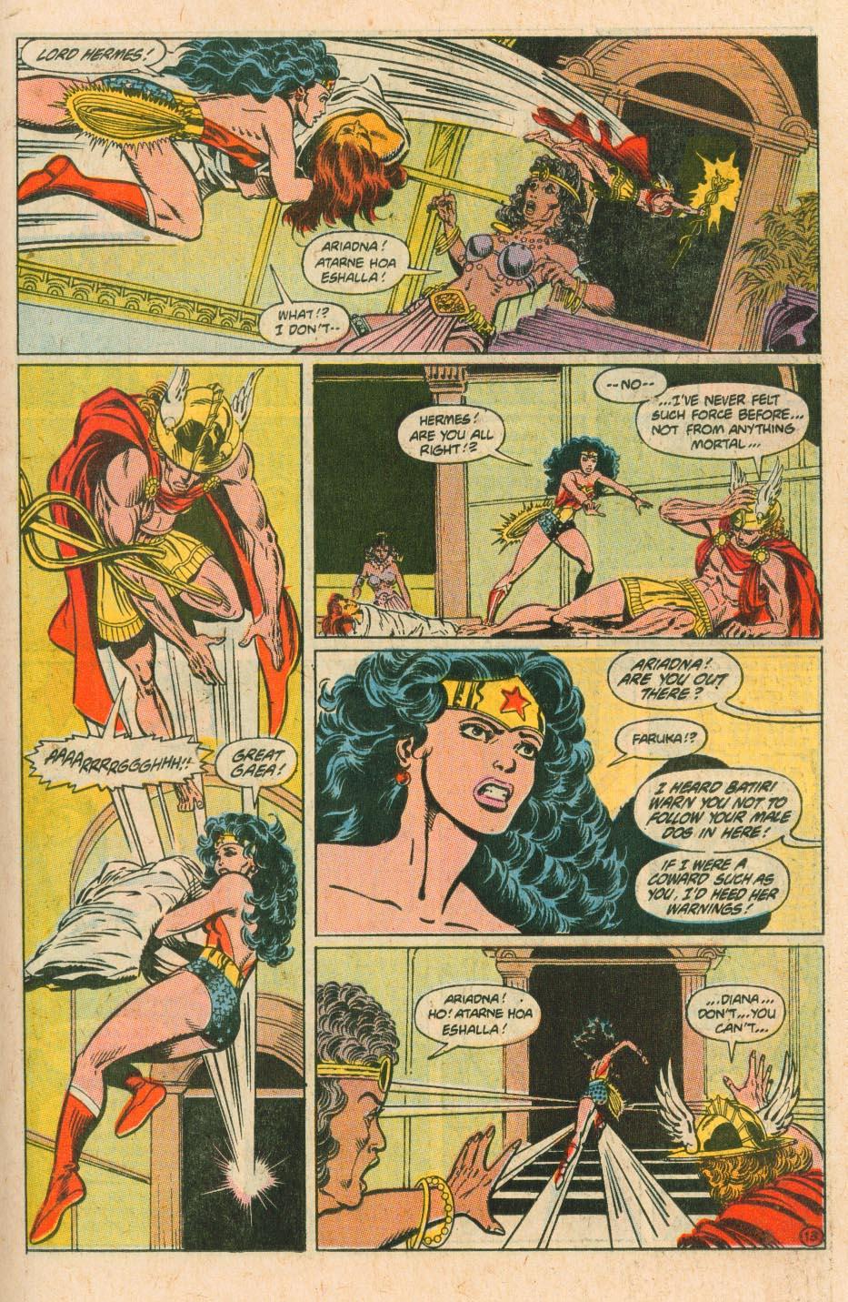 Read online Wonder Woman (1987) comic -  Issue #34 - 14