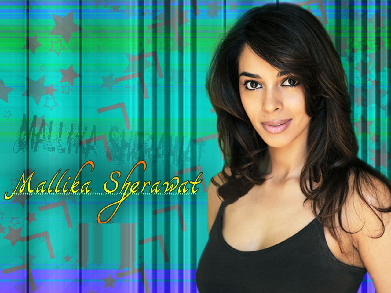 Mallika Sherawat Wallpaper  Bollywood Actresses Wallpaper