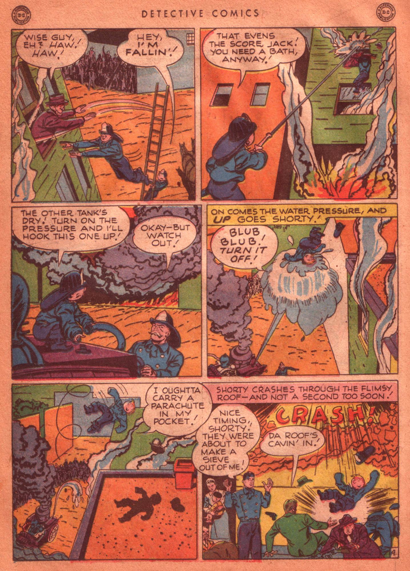 Read online Detective Comics (1937) comic -  Issue #125 - 28