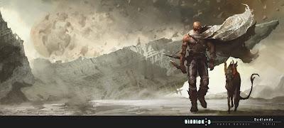 Riddick 3 Filme
