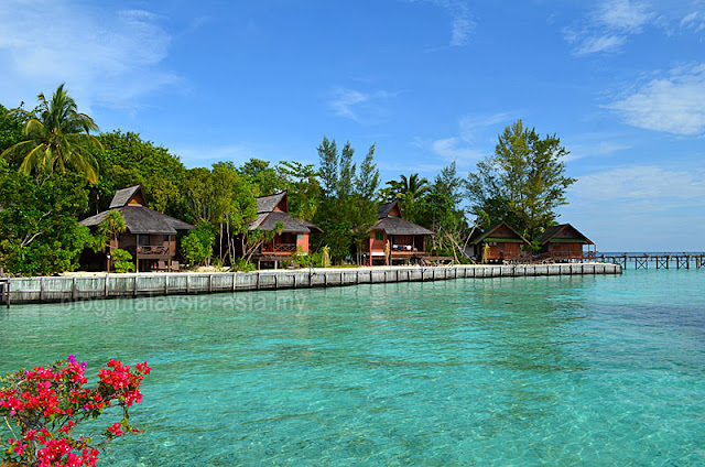 Sabah Lankayan Island
