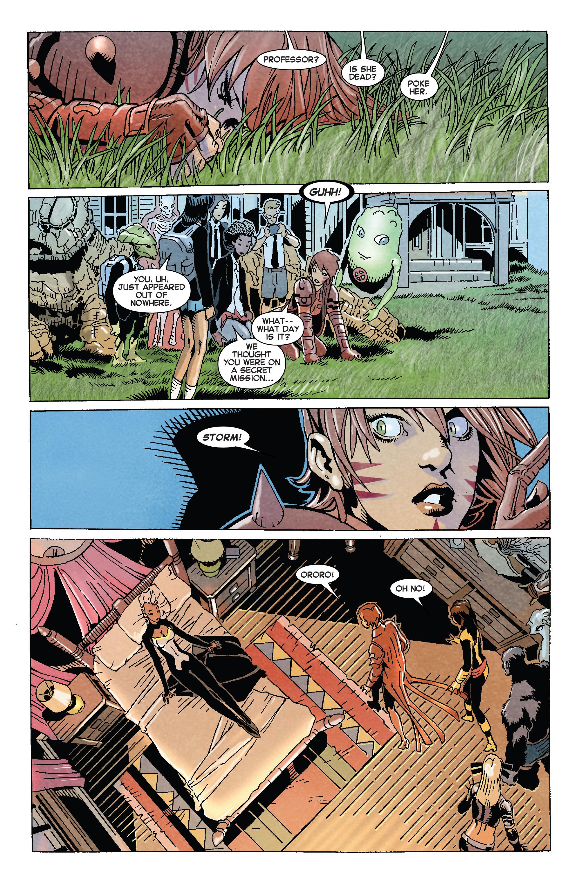 Read online Uncanny X-Men (2013) comic -  Issue #27 - 14