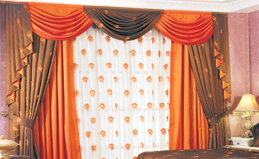 Eyelet Lace Curtains Machine For Punch Ring Top Rings