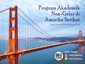 Program Akademik Non-Gelar di Amerika Serikat