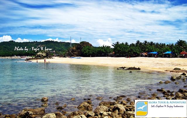 pantai kuta lombok