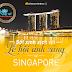 """""""Sốt xình xịch"""" với lễ hội Ánh sáng I Light Marina Bay tại Singapore"""