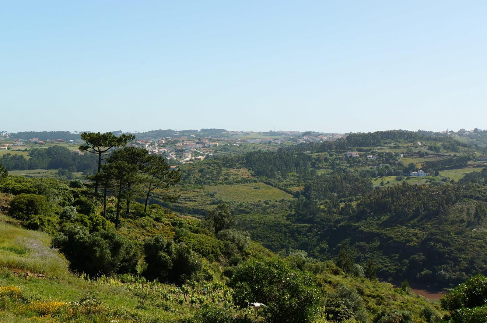 d'Ericeira à Sintra - Portugal