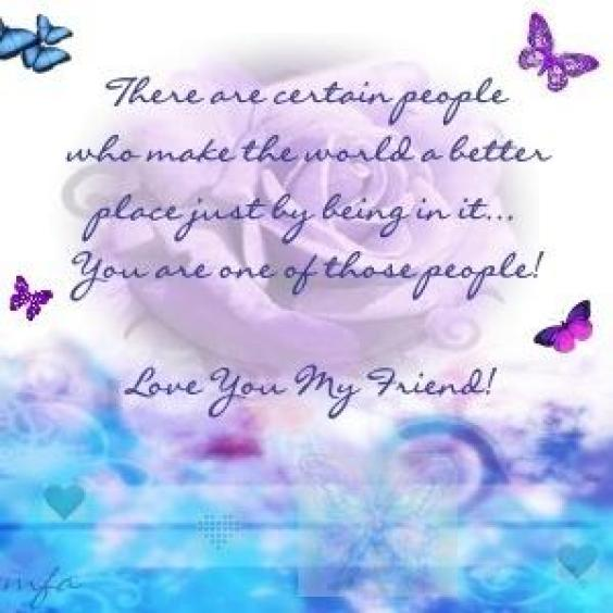 I Love You My Friend Quotes: Friendship Hd Wallpapers