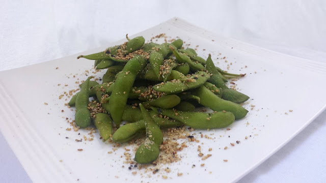 Hemp seed Gomasio | Edamame | Hemp Foods Recipes