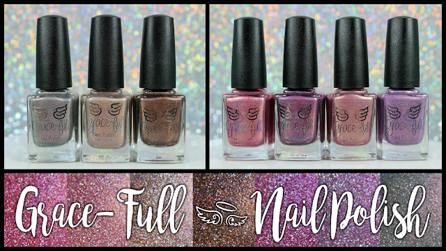 Grace-Full Nail Polish Delicate Neutrals