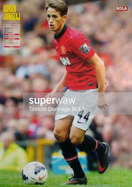 Adnan Januzaj Manchester United 2013