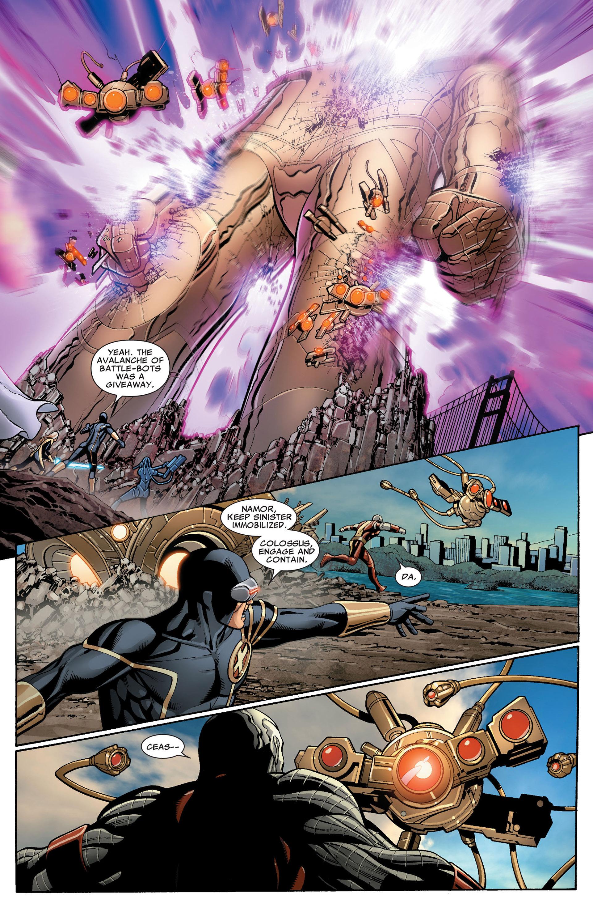 Read online Uncanny X-Men (2012) comic -  Issue #1 - 19