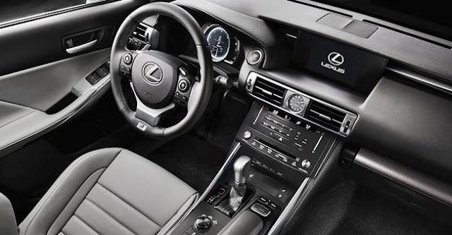 2017 Lexus IS F Sport Review