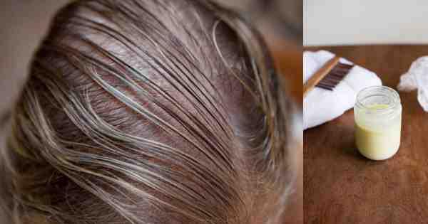 افضل زيت لانبات الشعر وتكثيفه