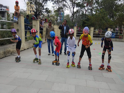 skating classes at srinagarcolony in Hyderabad trainers low price skates kids rollerblades