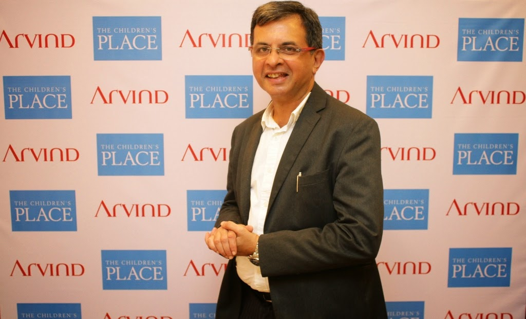 Arvind announces tie up with The Children's Place, America ...