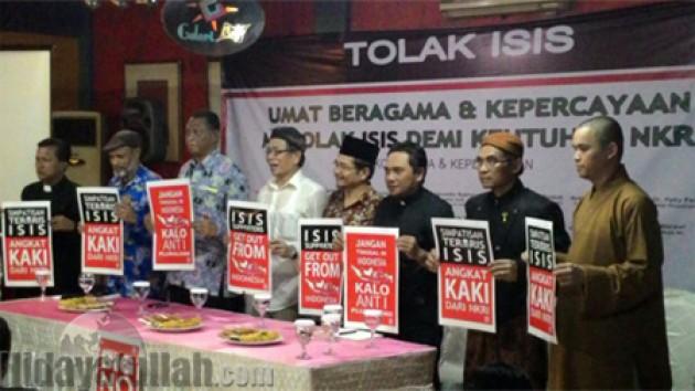 Aliran Sesat Merasa Aman Di Bawah Naungan Jokowi*