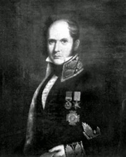 Captain William Slimen