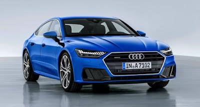 جديد 2018, الكشف عن أودي اي7 - Audi A7 Sportback