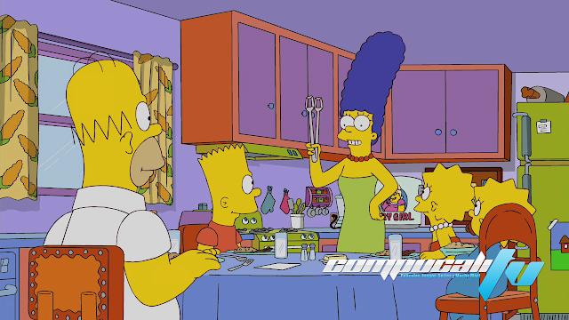 Los Simpson Temporada 21 Completa Español Latino