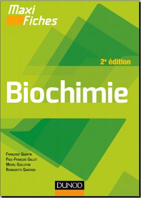 Télécharger Livre Gratuit Maxi fiches - Biochimie pdf