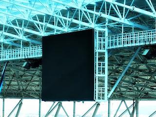 Placar Eletrônico da Arena do Grêmio