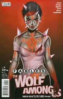 """Reseña de """"Fabulas: El lobo entre nosotros VOL.2"""" [ECC Ediciones]"""