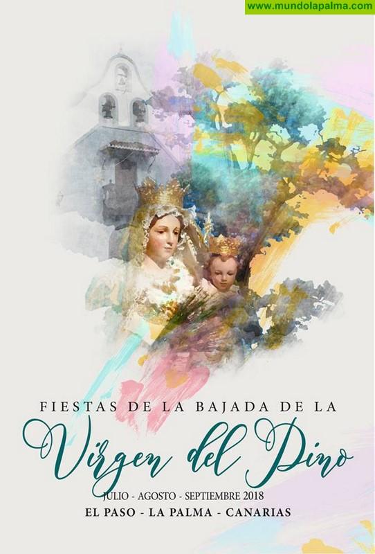 El programa de actos de Las Fiestas de La Bajada de La Virgen del Pino 2018, ya se puede consultar en fiestasdelpino.elpaso.es