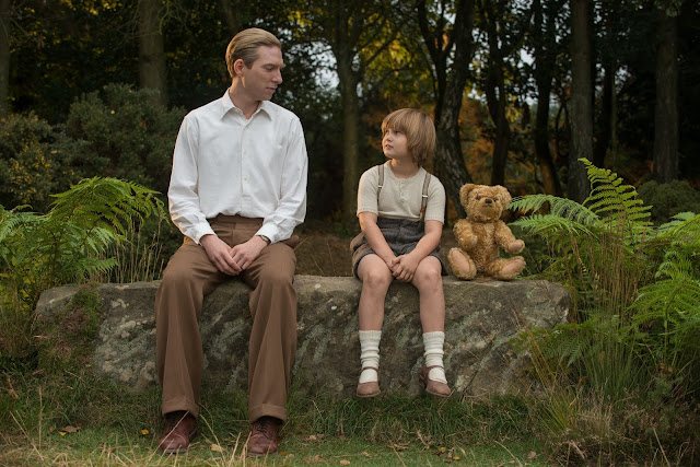 Goodbye Christopher Robin: Film Review