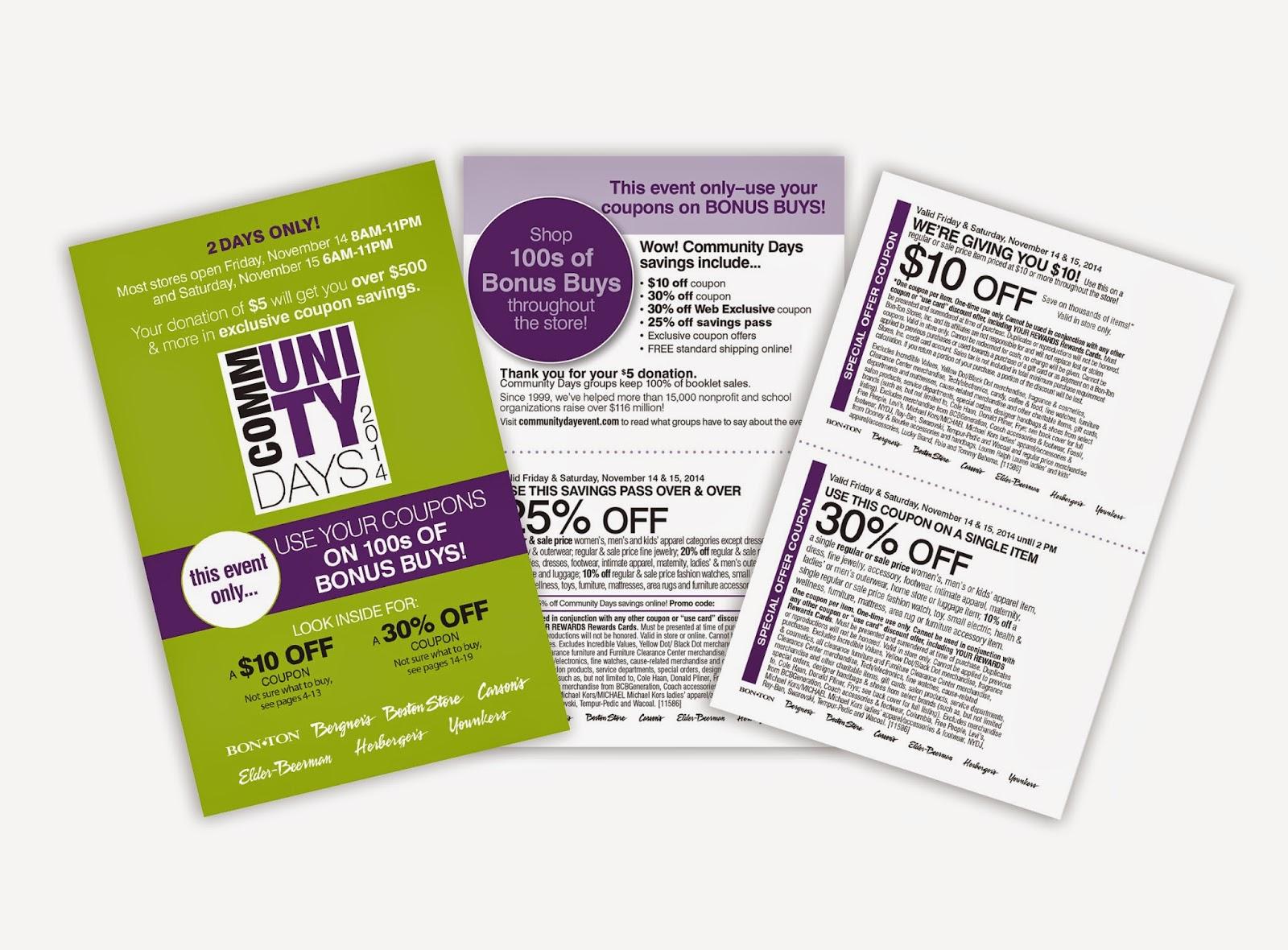 image regarding Carson Pirie Scott Printable Coupons named Carsons coupon : Kanita warm springs oregon