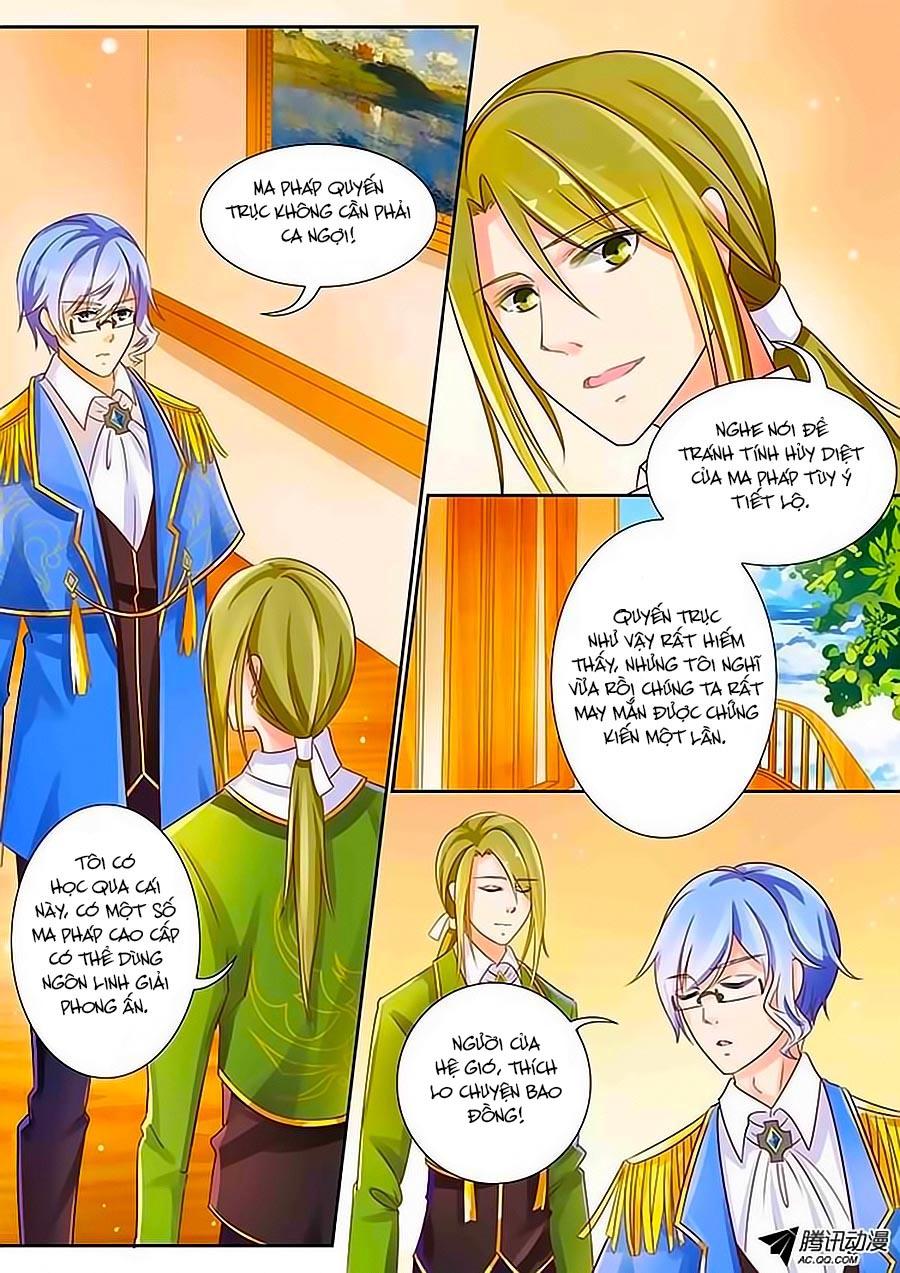 Chước Chước Lưu Ly Hạ – Chap 9