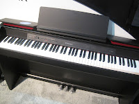 New digital piano technology